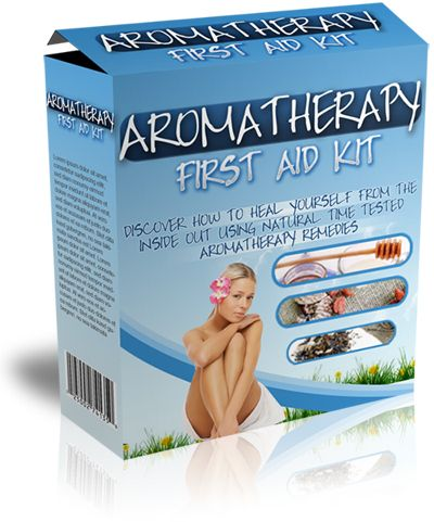 The Aromatherapy First Aid Kit