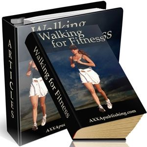 Walking For Fitness (PLR)