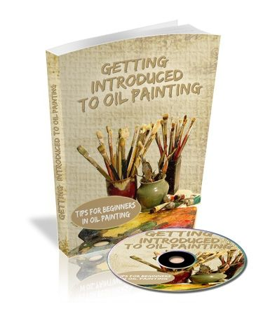 Getting Introduced to Oil Painting (eBook & MP3 Audio)