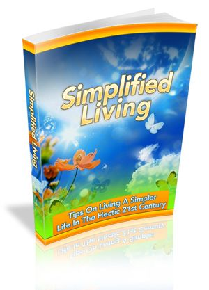 Simplified Living