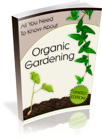 Joys of Organic Gardening (PLR)